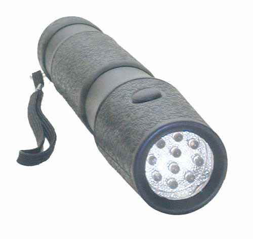 10 led flashlight